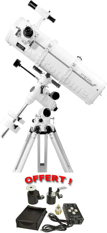 Télescope Perl Bellatrix 150/750 SUR EQ3.2