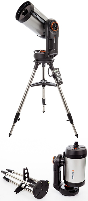 Télescope Celestron Nexstar 8 Evolution