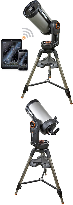Télescope Celestron Nexstar 9 Evolution