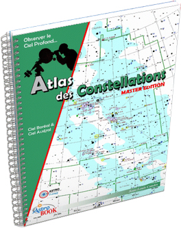 Atlas des constellations. Master Edition
