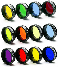 Filtres color�s Skyoptic