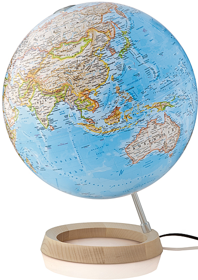 Globe terrestre Neon Classic National Geographic 30 cm