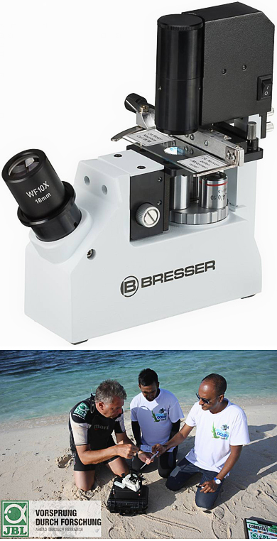 Microscope Bresser Science XPD-101