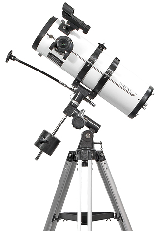 Télescope Perl Bellatrix Newton 114/500 EQ1