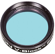 Filtre anti-chromatisme Orion V-Block Coulant 50.8mm